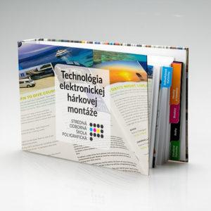 Technológia elektronickej hárkovej montáže